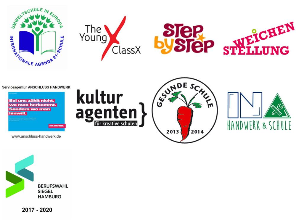 Logos Kooperationspartner